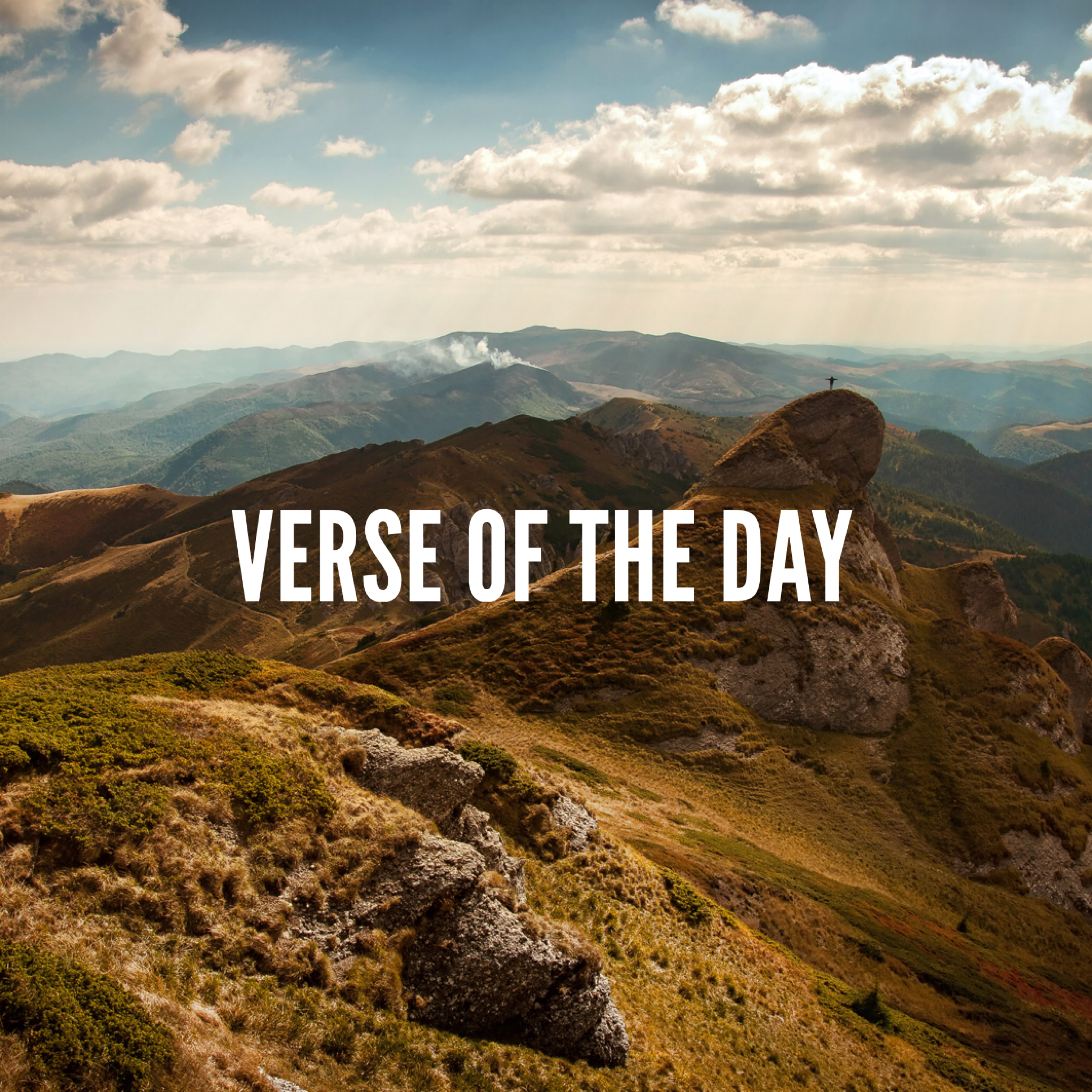 Verse Of The Day - Eden Gate
